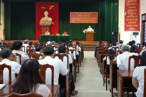 Huyện Thanh Oai: Đối thoại, giải đáp trực tiếp với nhân dân