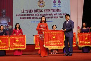 Chủ tịch Nguyễn Đức Chung: Ngành GD&ĐT Thủ đô có những bước phát triển nổi bật