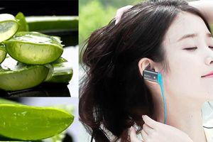 Mẹo làm đẹp: Hướng dẫn chị em cách dưỡng da mặt bằng nha đam chuẩn chỉnh