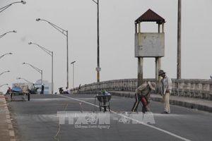 Long An: Gia cố cầu Tân An, cấm mọi phương tiện khoảng 45 ngày