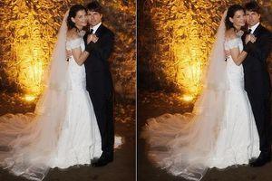 10 đám cưới 'hot' nhất của làng giải trí Hollywood