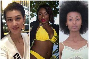Loạt nhan sắc 'thảm họa' xuất hiện tại Miss Universe 2017 khiến người xem... hết hồn