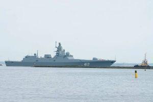 Nga sắp thử tàu khu trục tàng hình lớn nhất kể từ thời Liên Xô