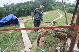 Khắc phục, sửa chữa sự cố hồ chứa nước Hố Lau