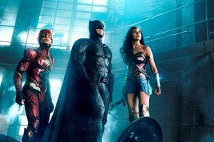 'Justice League': Khi các siêu anh hùng bị tính giải trí lấn át