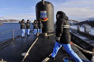 Sức mạnh tàu ngầm Nga theo đánh giá của Mỹ