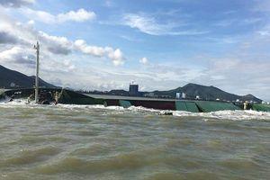Tắc luồng lạch ra vào cảng Quy Nhơn: Doanh nghiệp xuất khẩu gặp khó