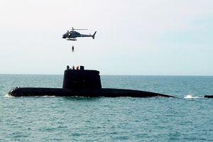 Tàu ngầm Argentina mất tích đã hoạt động hơn 30 năm