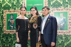 Thùy Dung rạng rỡ dự sự kiện sau Miss International 2017