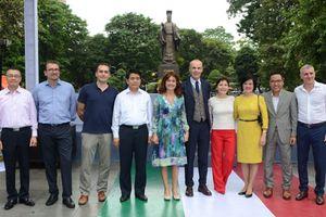 Khai mạc Tuần lễ Italia - ASEAN tại Hà Nội