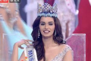 Hoa hậu Thế giới 2017: Ấn Độ đăng quang, Mỹ Linh trượt Top 15