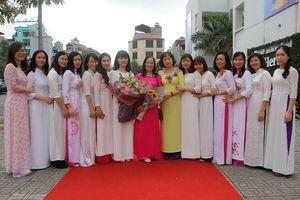 Trường THPT chuyên Nguyễn Huệ: Đã đào tạo 2,5 vạn học sinh chất lượng cao