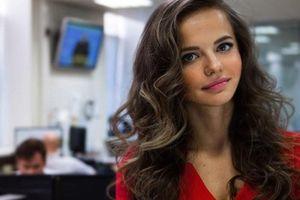 Bộ trưởng Quốc phòng Nga bổ nhiệm nữ phóng viên 9x xinh đẹp làm phát ngôn viên