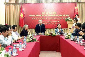 Văn học Việt Nam - Trung Quốc có nhiều điểm tương đồng