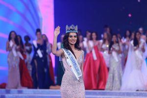 Người đẹp Ấn Độ đăng quang Hoa hậu Thế giới 2017, Đỗ Mỹ Linh giành giải Hoa hậu Nhân ái