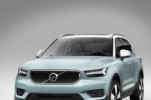 Xem trước SUV Volvo XC40 mới dành cho thị trường Bắc Mỹ