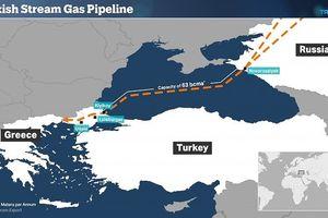 Điều gì ẩn phía sau dự án 'dòng chảy Thổ Nhĩ Kỳ' của Nga - Thổ?