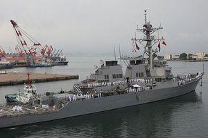 Vì sao tàu chiến Mỹ đâm mạnh vào tàu Nhật Bản?