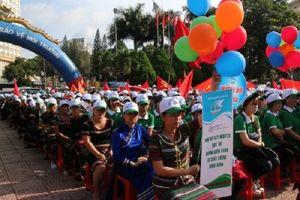 Đắc Lắk phát huy vai trò của phụ nữ trong xây dựng nông thôn mới
