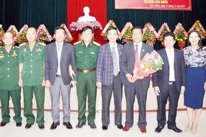 Củng cố tăng cường tình hữu nghị Việt Nam- Campuchia đời đời bền vững