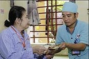 Ghi nhận ở Bệnh viện Phục hồi chức năng Nghệ An