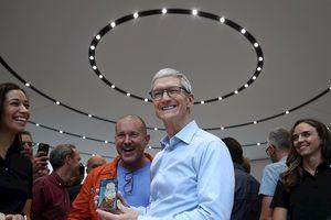 2017 đích thị là một năm rực rỡ của Apple
