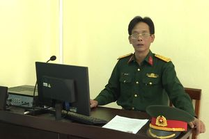 Thượng tá Nguyễn Mạnh Hà - người thầy truyền lửa