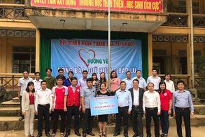 Hội Doanh nhân Thanh Hóa tại Hà Nội chung tay hỗ trợ bà con vùng lũ