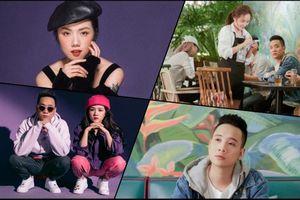 Ra sản phẩm cùng lúc, cặp đôi JustaTee - Phương Ly đang tạo 'bão ngầm' cho Vpop
