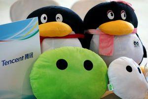 Tencent là doanh nghiệp châu Á đầu tiên đạt 500 tỉ USD