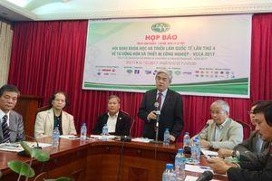Hội nghị khoa học và triển lãm quốc tế lần thứ tư về tự động hóa