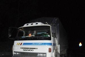 Điều tra nhóm đối tượng hành hung, cướp tài sản của tài xế xe tải