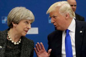 Quan hệ Mỹ - Anh quay cuồng khủng hoảng vì Twitter của Trump