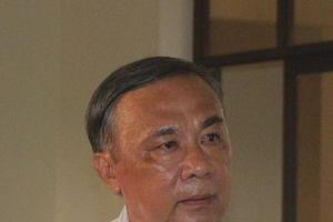 Nguyên phó giám đốc Sở NN&PTNT Bến Tre được giảm án