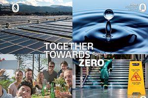 Carlsberg tham vọng dẫn đầu về phát triển bền vững