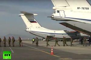 Chiến thắng IS ở Syria, các chiến đấu cơ Nga lần lượt hồi hương