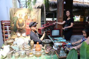 Thành Phố Hồ Chí Minh: Ấn tượng với Hội Chợ Làng
