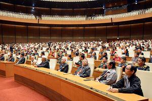 Lãnh đạo Quốc hội gặp mặt đại biểu tiêu biểu người dân tộc thiểu số