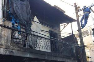 Công bố nguyên nhân vụ cháy nhà khiến 3 mẹ con tử vong tại TP Hồ Chí Minh