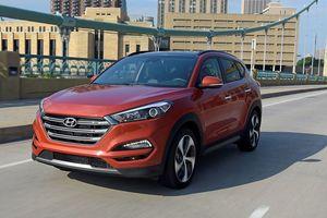 Hyundai Tucson 2018 thêm nhiều tính năng dành cho thị trường Mỹ