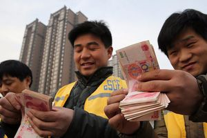 Ở Trung Quốc, tiền mặt đã biến mất!