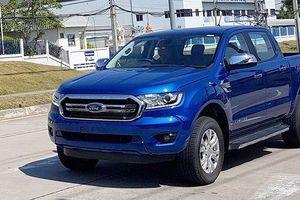 Ford Ranger 2018 với diện mạo mới xuất hiện ở Thái Lan
