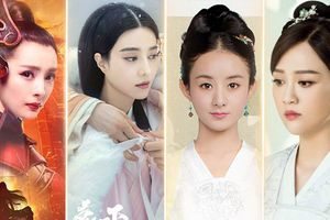 Hoa ngữ 2018: Phim của Tiểu hoa đán được mong đợi nhất nhưng rating khó bằng Đại hoa