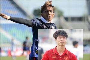 Sốc với đãi ngộ chênh lệch giữa 'Messi Campuchia' và 'Messi Việt Nam' Công Phượng