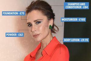 Victoria Beckham chi gần 40 triệu cho việc chăm sóc sắc đẹp mỗi ngày