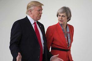 Tổng thống Trump hủy chuyến thăm Anh
