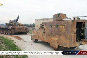 Chảo lửa Idlib khốc liệt, IS hợp lực khủng bố tử chiến quân đội Syria