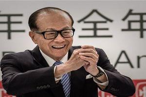 Top 10 tỷ phú giàu nhất Hồng Kông năm 2018