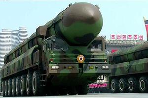 Hé lộ số đầu đạn hạt nhân trong kho vũ khí Triều Tiên