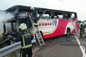 Công bố giật mình sau vụ cháy xe bus khiến 52 người chết